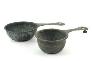 Casseruole da Pompei I sec. d.C. (Pompei) - Museo Salinas