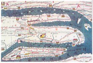 Puglia-Peutingeriana XIII sec. d.C.