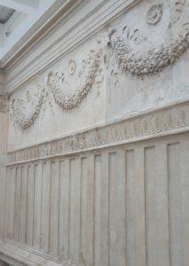 La decorazione interna/ ph. Veronica Quintili