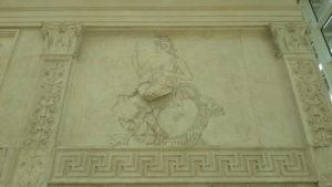 Personificazione di Roma/ ph. Veronica Quintili