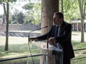 Massimo Osanna, Soprintendente di Pompei