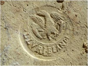 Bollo orbicolare Lurius Blandus/Courtesy of Press Office Zetema