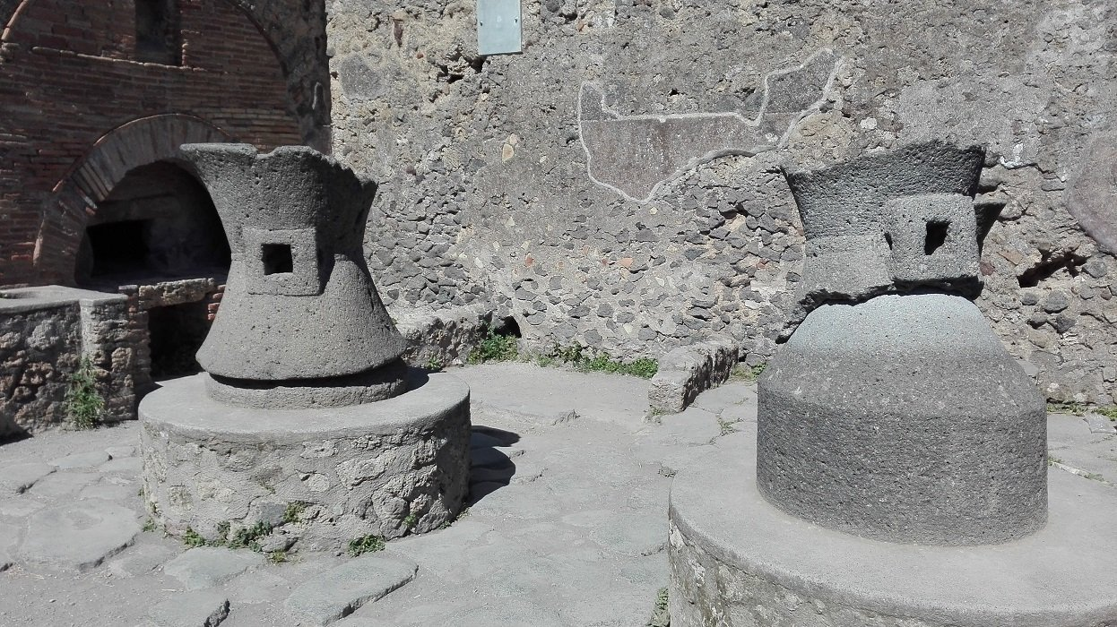Panificio a Pompei-ph/Alessandra Randazzo