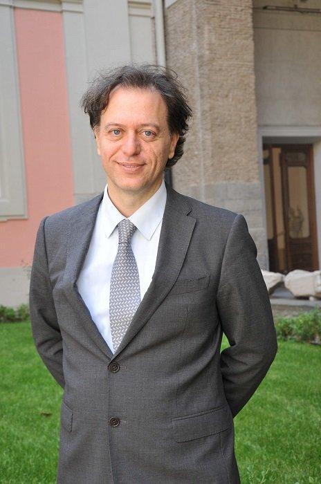 Paolo Giulierini, direttore Museo archeologico di Napoli