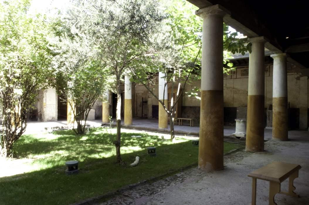 Giulio Polibio - giardino