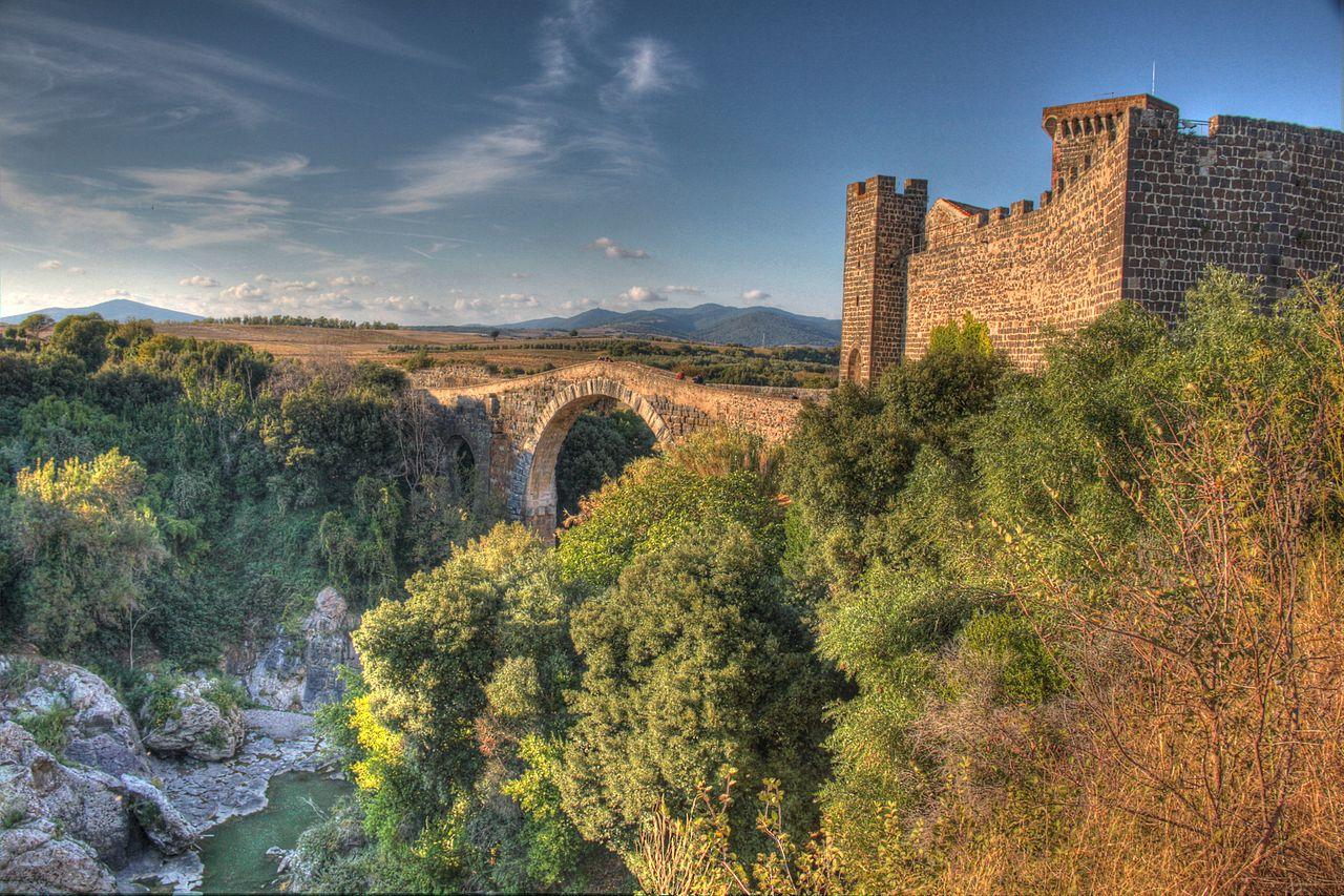 Vulci_Castello_della_Badia