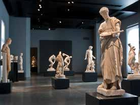 Capolavori di scultura conservati presso il Museo Nazionale Romano in Palazzo Massimo