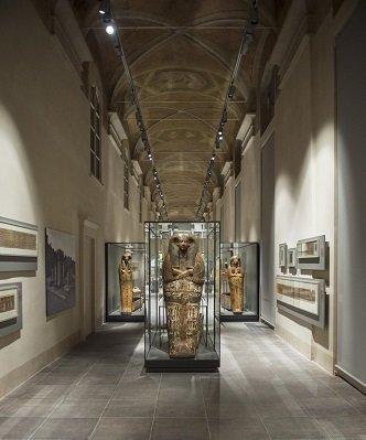 Sarcofago, Museo Egizio