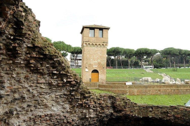 Area archeologica Circo Massimo