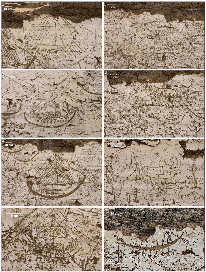 Le varie imbarcazioni / ph. J. Wegner