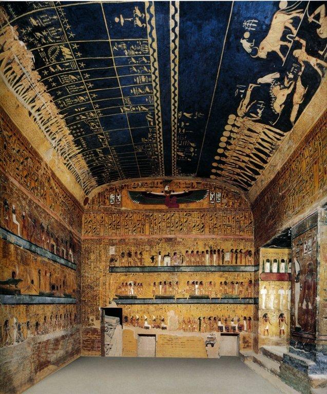 Tomba di Seti I, KV17