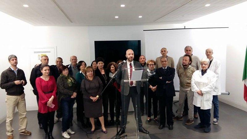 Il Direttore C.Malacrino presenta le attività del MArRC per Natale.