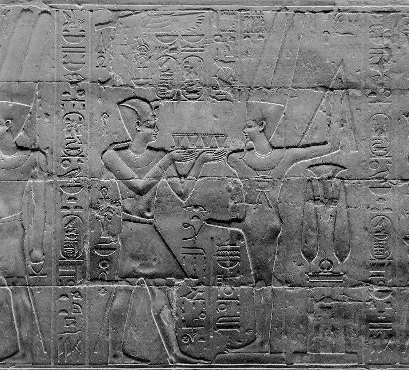 I geroglifici di Abydos | Mistero Risolto